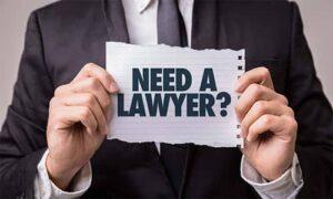 نیاز به وکیل